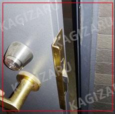 鍵を開ける・開かない鍵